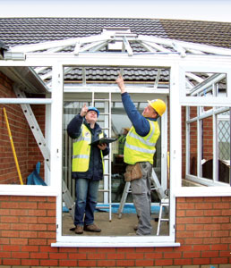 Conservatories Imperial Windows North Wales